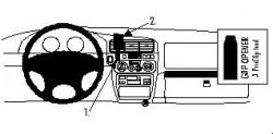 Fixation voiture Proclip  Brodit Acura SLX Réf 852380