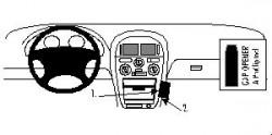 Fixation voiture Proclip  Brodit Mitsubishi Carisma Réf 852470