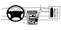 Fixation voiture Proclip  Brodit Mazda 626 Réf 852488