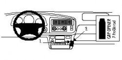 Fixation voiture Proclip  Brodit Toyota Sienna Réf 852577