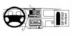 Fixation voiture Proclip  Brodit Suzuki Wagon Réf 852631