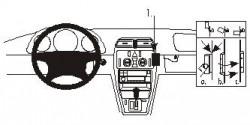 Fixation voiture Proclip  Brodit Mercedes Benz CLK-Class Réf 852649