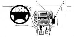 Fixation voiture Proclip  Brodit Lexus LX Series Réf 852664
