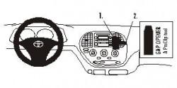 Fixation voiture Proclip  Brodit Toyota Tundra Réf 852703