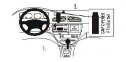Fixation voiture Proclip  Brodit Jaguar S-Type Réf 852721