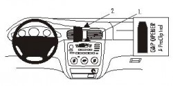 Fixation voiture Proclip  Brodit Ford Taurus Réf 852771