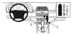 Fixation voiture Proclip  Brodit BMW X5 Réf 852854