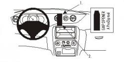 Fixation voiture Proclip  Brodit Daihatsu YRV Réf 852939