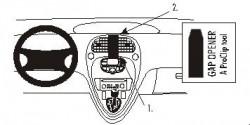 Fixation voiture Proclip  Brodit Citroen Xsara Picasso Réf 853021