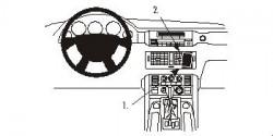 Fixation voiture Proclip  Brodit Land Rover Range Rover Réf 853052