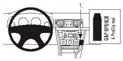 Fixation voiture Proclip  Brodit Opel Signum Réf 853077