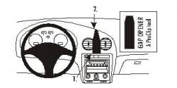 Fixation voiture Proclip  Brodit Seat Cordoba Réf 853080