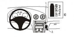 Fixation voiture Proclip  Brodit Seat Cordoba Réf 853081