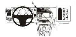 Fixation voiture Proclip  Brodit Saab 9-3 Réf 853086
