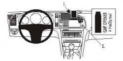 Fixation voiture Proclip  Brodit Saab 9-3 Réf 853087