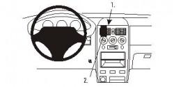 Fixation voiture Proclip  Brodit Daihatsu Sirion Réf 853164