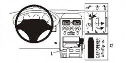 Fixation voiture Proclip  Brodit Daihatsu Sirion Réf 853165