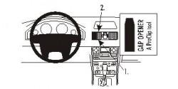 Fixation voiture Proclip  Brodit Volvo XC90 Réf 853171