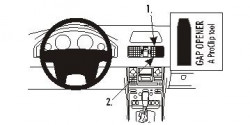 Fixation voiture Proclip  Brodit Volvo XC90 Réf 853173