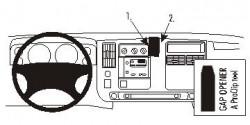 Fixation voiture Proclip  Brodit Chevrolet Express Réf 853232