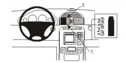 Fixation voiture Proclip  Brodit Mercedes Benz CL-Class Réf 853248