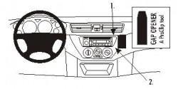 Fixation voiture Proclip  Brodit Mitsubishi Lancer Réf 853253