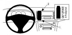 Fixation voiture Proclip  Brodit Subaru Legacy Réf 853346