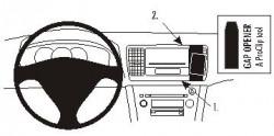 Fixation voiture Proclip  Brodit Subaru Legacy Réf 853350