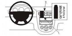 Fixation voiture Proclip  Brodit Chevrolet Lacetti 4 door/SX/CDX Réf 853392