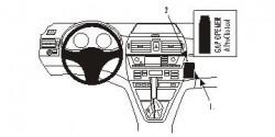 Fixation voiture Proclip  Brodit BMW X3 Réf 853408