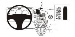 Fixation voiture Proclip  Brodit Pontiac Vibe Réf 853448