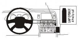 Fixation voiture Proclip  Brodit Audi A6 Réf 853480