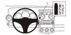 Fixation voiture Proclip  Brodit Mitsubishi Colt Réf 853529