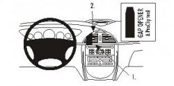 Fixation voiture Proclip  Brodit Citroen C5 II Réf 853567
