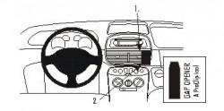 Fixation voiture Proclip  Brodit Fiat Punto Réf 853593