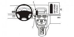 Fixation voiture Proclip  Brodit Hyundai Sonata Réf 853601