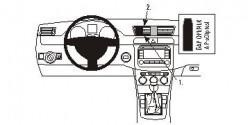Fixation voiture Proclip  Brodit Volkswagen CC Réf 853603