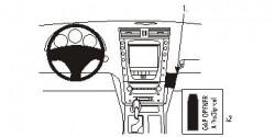 Fixation voiture Proclip  Brodit Lexus GS Series Réf 853618