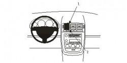 Fixation voiture Proclip  Brodit Buick Terraza Réf 853641
