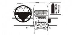 Fixation voiture Proclip  Brodit Buick Terraza Réf 853642