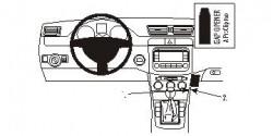 Fixation voiture Proclip  Brodit Volkswagen CC Réf 853652