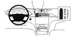 Fixation voiture Proclip  Brodit Renault Laguna Réf 853658