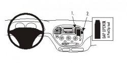 Fixation voiture Proclip  Brodit Toyota Tundra Réf 853662