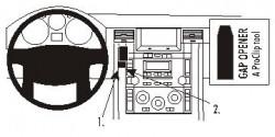 Fixation voiture Proclip  Brodit Land Rover Range Rover Sport Réf 853665
