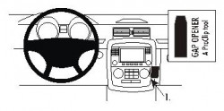 Fixation voiture Proclip  Brodit Mercedes Benz R-Class Réf 853681