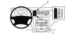 Fixation voiture Proclip  Brodit Chevrolet Impala Réf 853684