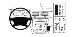 Fixation voiture Proclip  Brodit Chevrolet Impala Réf 853685