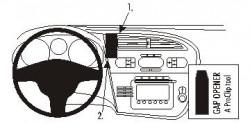 Fixation voiture Proclip  Brodit Seat Leon Réf 853714