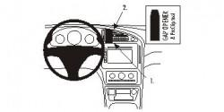 Fixation voiture Proclip  Brodit Saab 9-5 Réf 853718