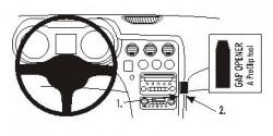 Fixation voiture Proclip  Brodit Alfa Romeo 159 Réf 853744